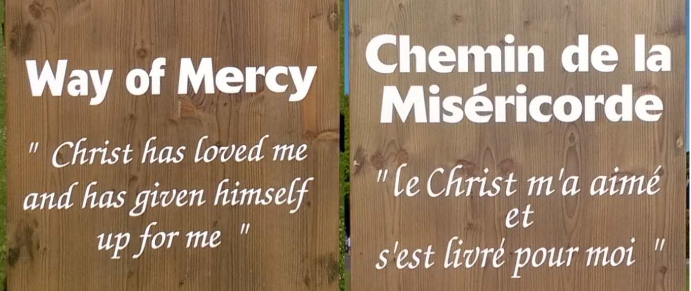 Way of Mercy in Lourdes