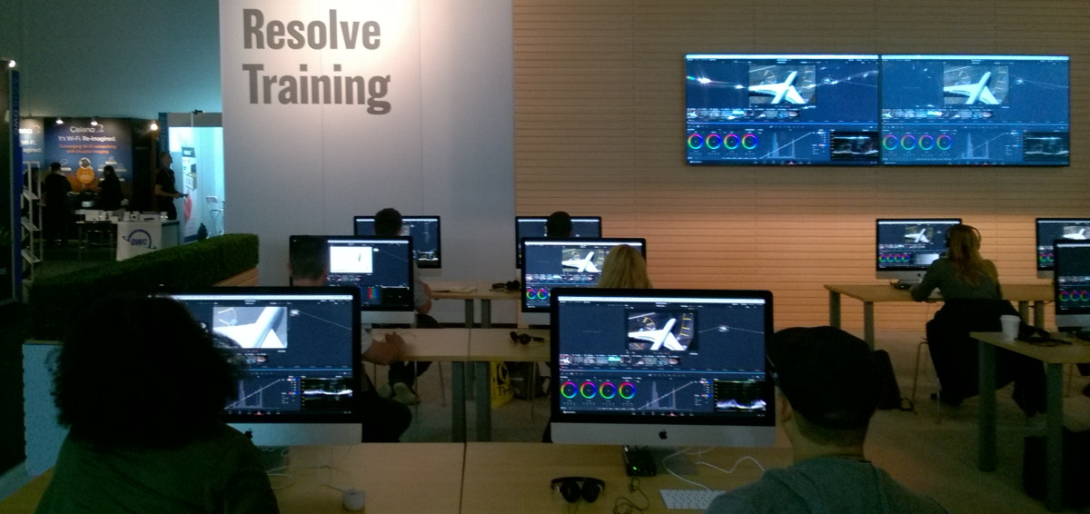 resolve training
