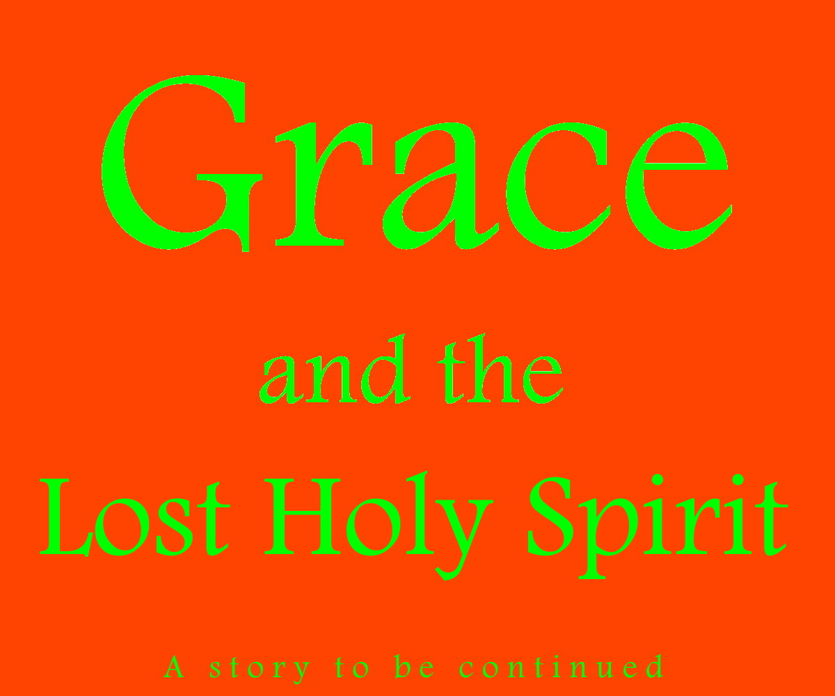 lost holy spirit